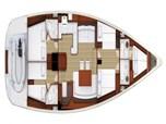 Jeanneau 57 - 5 cabins